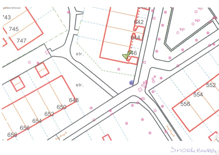 Kapmelding 5-1-2016 | 1 boom, naast Snoekenveen 646 – Spijkenisse